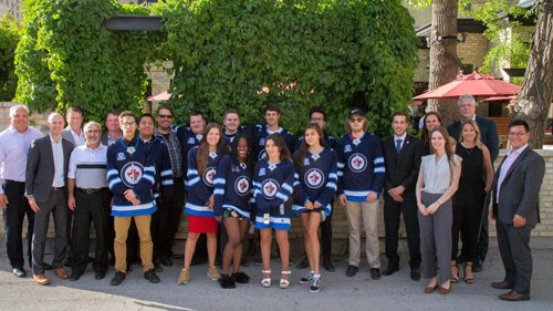 First class of WJHA graduates